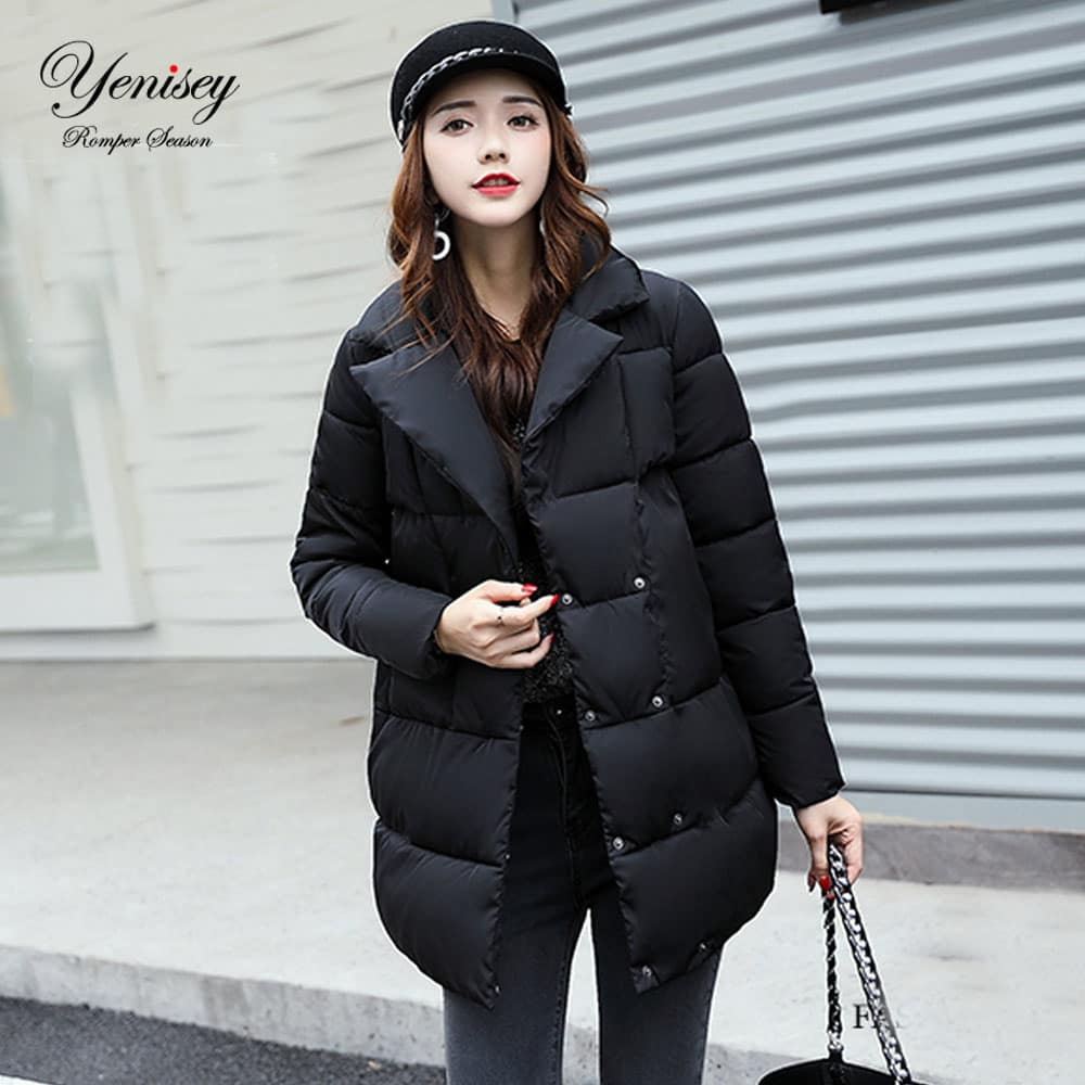 f919e985a Dow parka women down jacket winter coat winter parka cotton padded jacket  Woman Winter Jacket Coat 2017
